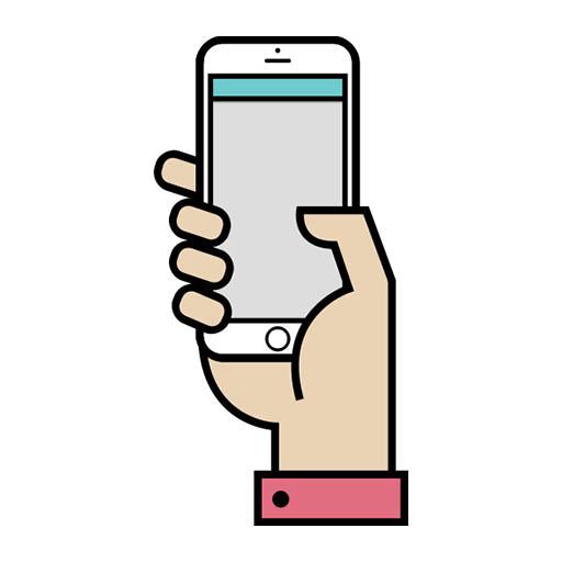 Utilization Téléphone portable