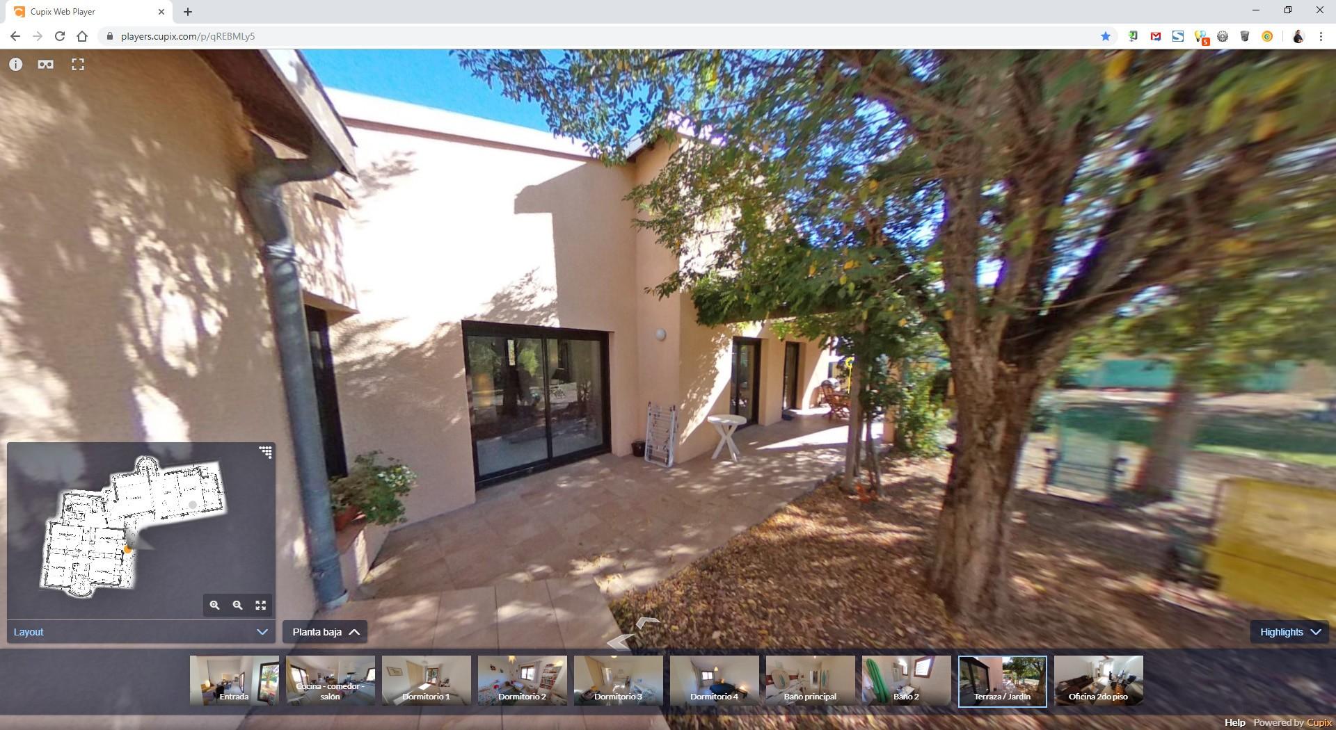 visite virtuelle 360° maison balma